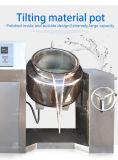 食糧およびCometicsのための供給の真空の均質化および乳状になる装置