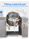 Fornecimento de equipamentos e emulsificação homogeneizadora de vácuo para alimentos e Cometics
