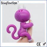 対話型指の子供のおもちゃの接触または動きまたは音ペット幸せなFingerlingsのリス(XH-FL-003)
