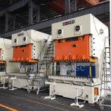 Máquina de perfuração de estamparia de metal Jh21 60 Ton C Excêntrico da estrutura a potência mecânica Punch Press