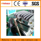 Тайная Вечеря Silent портативный одноступенчатые безмасляные воздушные компрессора с помощью 42Дб (A) Уровень шума (TW5501S)