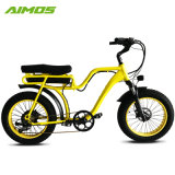 Shimano 7の速度の二重シート都市電気バイク