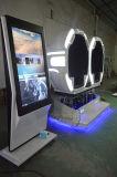2018 El sistema eléctrico 2 Asientos Oculus Rift Cine 9d para la venta