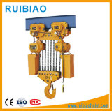 Grua Chain elétrica resistente com proteção da sobrecarga