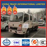 De Chinees Populaire In het groot Dubbele Lichte Vrachtwagen van de Vrachtwagen van de Vrachtwagen van de Rij 4t-5t