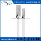 Mfi 새로운 Apple를 위한 Sync 코드를 비용을 부과하는 금속 끈목 번개 USB 케이블