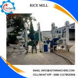 L'exportation vers le Nigéria polisseur de Riz Le riz Huller Machine