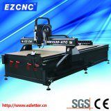 Ezletter специализировало мягкую материальную машину CNC гравировки с Osicllating-Ножом (MW1530-ATC)