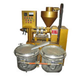 Yzyx70wz combinada de la máquina de procesamiento de aceite de semillas con el filtro de la máquina