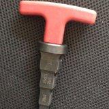 Outil conique en métal pour le tube de Pex-Al-Pex