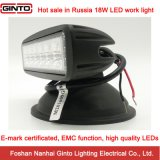 """베스트셀러 18W 6 """" EMC LED 일 빛 (GT1012-18W)"""