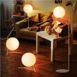 Fábrica do fornecedor de Replice China que ilumina a lâmpada simples de vidro moderna do pendente