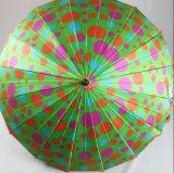 USD 1.20, Koopwaar op Hand, 16K de Auto Van uitstekende kwaliteit. Open Paraplu met de Stof van het Satijn