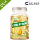 O OEM Omega 3 e vitamina E Softgel para os cuidados de saúde