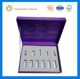 Los cosméticos de alta calidad de regalo papel de embalaje rígido