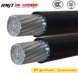 zusammengerolltes Kabel 0.6/1kv ABC-Luftkabel