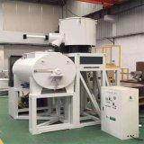 Añadidos del PE de los PP que tratan la máquina por lotes al mezclador del PVC