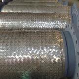 Boyau tressé de métal flexible d'acier inoxydable