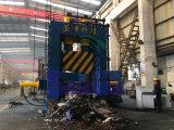 Máquina de estaca automática hidráulica do cubo de roda