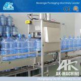 Preço da máquina de enchimento da água de tabela de 5 galões