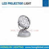 Profil-Punkt-Licht der Beleuchtung Intiground Landschaftsbeleuchtung-18W LED