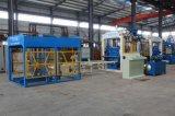 La macchina automatica del mattone del macchinario Qt6-15D del materiale da costruzione, colora il blocchetto concreto del lastricatore che fa il prezzo della macchina