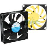 8020 охлаждающий вентилятор DC вытыхания 80mm 80X80X20mm водоустойчивый 12V 24V 3.2 Inchmirco для промышленного оборудования