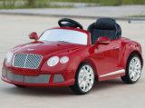 Bentley a autorisé la conduite de gosses sur le jouet de véhicule