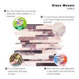 Плитка мозаики ванной комнаты декоративная материальная Multi покрашенная стеклянная