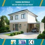 Селитебный стальной структурно панельный дом дома
