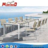 Ristorante esterno del sofà del patio dell'hotel di alta qualità che pranza le Tabelle e le presidenze della caffetteria della presidenza