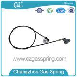 Kontrollierbarer Gas-Holm mit Kabel und Releaser für Recliner-Sofa