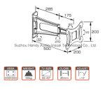 """Bewegt-Fernsehapparat-Wand-Montierung für Größe 32-42 """""""