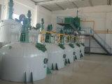 20t de aceite de germen de maíz y la planta de producción de la refinería de prensa