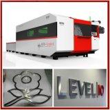 Лазерная резка с ЧПУ Eeto / резак машины для рекламы металлический логотип