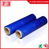 熱い販売高品質の青いLLDPEの伸張の覆いのフィルム