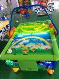 Máquina de juego video de interior de fichas del patio del juego de arcada del rescate