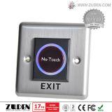 Infrarotausgangs-Tasten-Tür-Freigabe-Druckknopf für Zugriffssteuerung