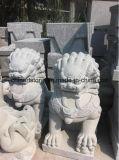 Lápide do granito de China para a memória