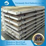 N° 4 de l'ASTM 304 Tôles en acier inoxydable pour le revêtement de levage