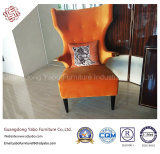 Hotel-Möbel mit hohem Flügel-Stuhl für Aufenthaltsraum-Vorhalle (HL-1-7)