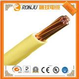 고품질 XLPE는 아시아에 있는 PVC에 의하여 넣어진 고압선 또는 전기선을 격리했다