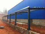 가벼운 강철 구조물 넓은 경간 작업장