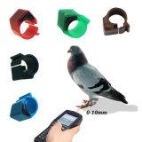 125kHz réinscriptible anneaux Pigeon électronique RFID avec em4100