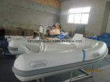 De Verkoop van de Boot van de Glasvezel van Hypalon van het Stuurwiel van de Kleine boten van Liya