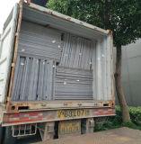 銀製のPE/PVDFの上塗を施してあるアルミニウムプラスチック合成のパネル (ACP)