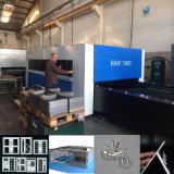 cortadora del laser de la fibra de 1500W 2000W para la hoja de metal del tubo/del acero inoxidable
