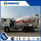 16 de kubieke Nieuwe Vrachtwagen van Shacman Micer van de Concrete Mixer van de Meter 6*4wheel