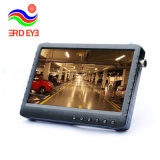 monitor portátil Ahd DVR do teste de 7 '' LCD para HD-Tvi, Ahd, câmeras de CVBS