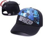 Nuevo diseño gorra o sombrero con bordados o planos en 3D.